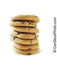 biscotti, choc, scheggia, included), 6, (paht