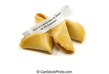 biscotti, fortuna, affari, relativo