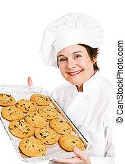 biscotti, panettiere