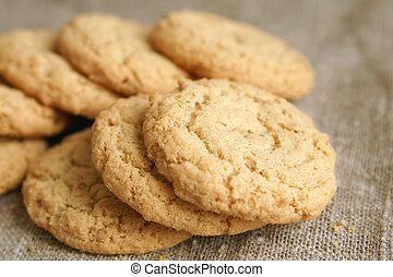 biscotti, zucchero