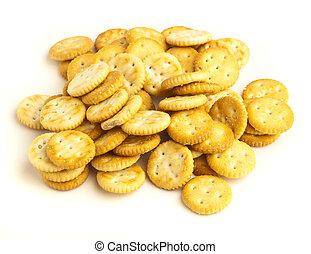biscuit, gezouten