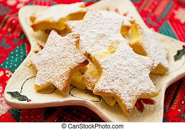 biscuit, kerstmis