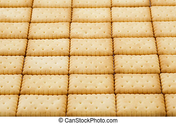 biscuit - Arranged many biscuit background image, close up