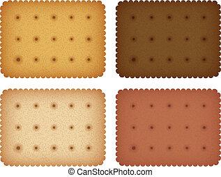biscuit, verzameling