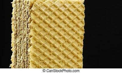 Biscuit Waffle Cookies