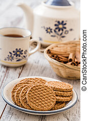 Biscuits for Tea Time