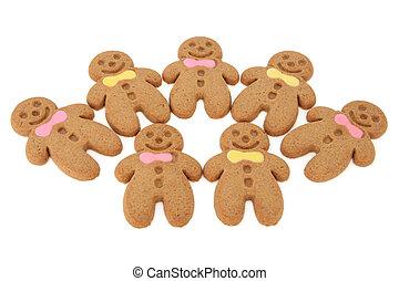biscuits pain épice