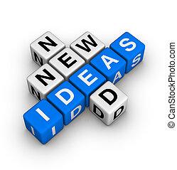 bisogno, idee nuove
