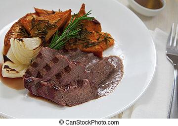 bistecca, picanha
