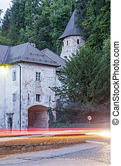 Bistra Castle in Slovenia