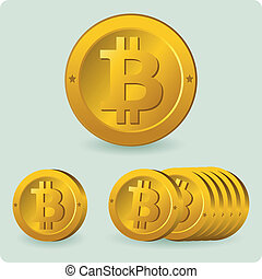 Bit coin digital currency