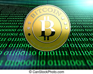 Bitcoin - a bitcoin - the new virtual money