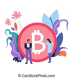 Bitcoin and cryptocurrency improvement and analysis by...
