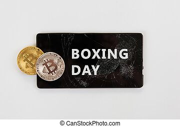 Bitcoin Boxing day
