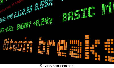 Bitcoin breaks below $4000 as selloff deepens