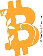 Bitcoin creeper - a bitcoin design