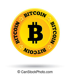 bitcoin., cryptography, currency., ouvert, source, p2p.
