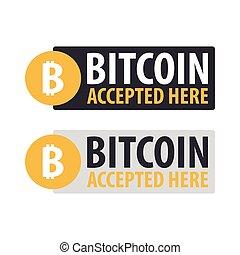 Bitcoin. Digital Cryptocurrency Mining Farm. Technology...