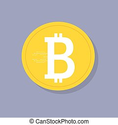Bitcoin. Digital currency