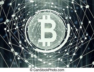 bitcoin, fond