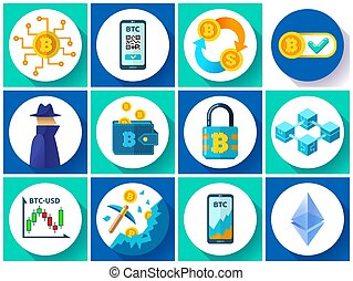 Main bussiness for cryptocurrency minner