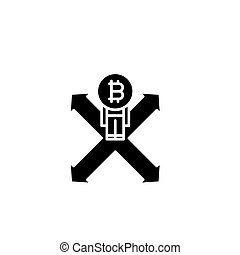 Bitcoin investment groups symbol