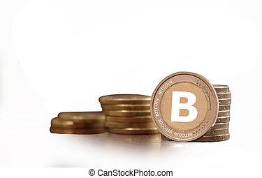 bitcoin, isolé