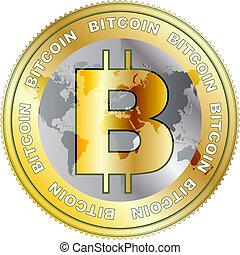 bitcoin, mondiale