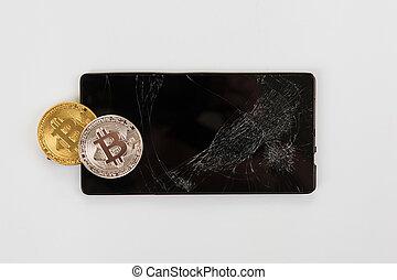 bitcoin, monety, pojęcie