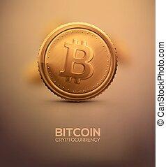 bitcoin, oro