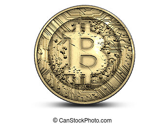 bitcoin, physique