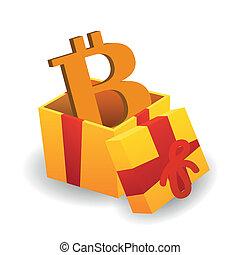 bitcoin, présent