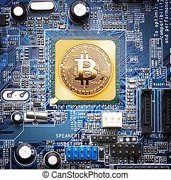 bitcoin, processeur