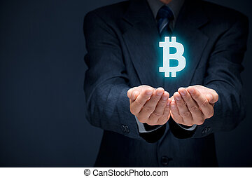 Bitcoin protection - Bitcoin in business and commerce....