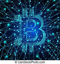 bitcoin, rede