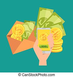 bitcoin to exchange international money