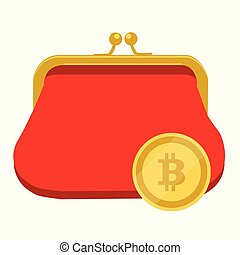 Bitcoin wallet concept