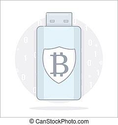 Bitcoin Wallet Usb Stick