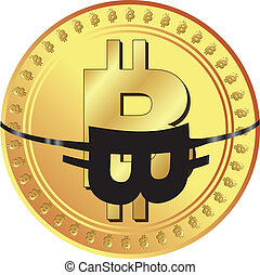 BITCOIN WITH MASK