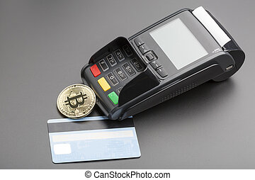 Bitcoin,credit card and POS-terminal - Bitcoin,POS-terminal...