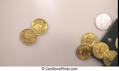 Bitcoins - Cryptocurrency