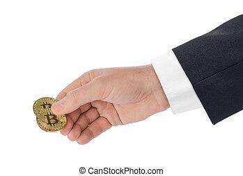 bitcoins, main
