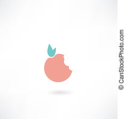 bitten apple icon