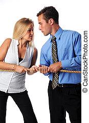 bitwa płci