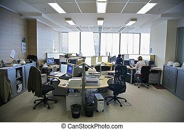biurowe ludzie
