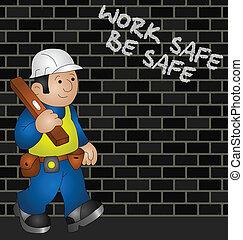 biztonság, egészség