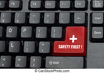 biztonság, kampány