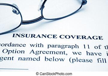 biztosítás kiterjedése