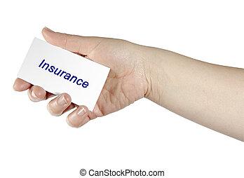 biztosítás