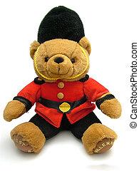 björn, teddy